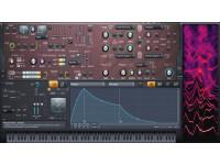 Sintetizador Virtual (download) Image-Line   Harmor