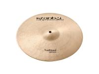 Istanbul Agop 14'' Traditional Medium Hi-Hat Cymbals