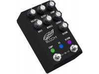 Pedal de Efeito Compressor Jackson Audio  BLOOM v2
