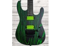 Jackson Pro DK2 Dinky, Green Glow