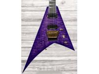 Jackson  Pro Rhoads RR24Q Trans. Purple