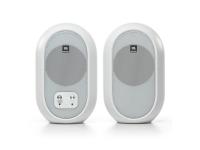 JBL 104-BT Bluetooth Reference Monitors, White