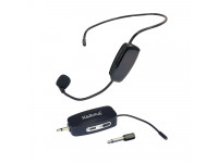 Karma  Microfone Cabeça s/ Fios + Receptor UHF (ficha 3,5mm) KM-MASTER20