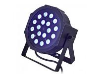 Projetor de Efeitos  Karma Projector Efeitos LED PAR 18×1,5W RGB DMX
