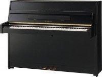 Piano Vertical Kawai K 15 E E/P Piano   Kawai K 15 E E/P Piano  Nº de Teclas: 88  Nº de Pedais: 3  Mecanismo: Ultra Responsive™