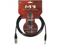 Cabo de microfone Klotz M1MS1K0100 1M