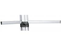 K&M 18855 Support arm set - anodized aluminum