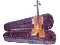 Violino 1/2 Kreutzer School 1/2Com estojo e arcoInclui resinaTamanho 1/2