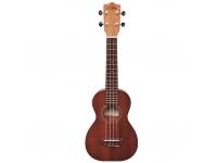 Ukulele Soprano Leho Ukulele Caoba Soprano Lhus-mm    Leho Ukulele Caoba Lhus-mm é um ukulele soprano
