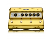 Line6 DM4 B-Stock   Modelador de 16 pedais (Distortion, Qverdrive e Fuzz), 4 presets programáveis, true bypass, pedal de expressão com controle de efeito em tempo real (opcional, não incluso), controle de grave, médio e agudo.