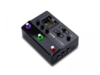 Line6 HX Stomp Box   Pedal Helix multi-efeitos com emulação de amplificadores, colunas e efeitos Helix®.