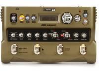 """Line6 JM-4 Looper  Stompbox / Looper, + 100 Endless Jam """"pistas de acompañamiento y ritmos de batería grabados en estudio, grabación en bucle (hasta 24 minutos), 250 preajustes de artista, 12 amplificadores Line6, 7 efectos de guitarra y voz"""