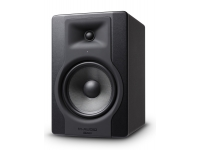 M-Audio BX8 D3    M-Audio BX8 D3 Monitores Activos  Bi-Amplificados 80 W  Entradas: XLR & Jack  40Hz - 22kHz  Controlo de volume