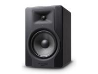 M-Audio BX8 D3  Monitores activos M-Audio BX8 D3  Bi-amplificado 80 W  Entradas: XLR y Jack  40Hz - 22kHz  Control de volumen