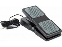 """M-Audio EX-P    Selector de polaridade  Ligado através de cabo de ¼""""  Construção robusta  Compatível com todos os controladores MIDI/USB com entrada P10 para pedal"""