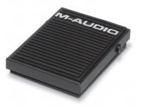 M-Audio SP-1    Pedal de Sustain ou controlador FS  Para sintetizadores, módulos de som e baterias eletrônicas  Compatível com todos os teclados eletrônicos  Cabo de 1,8 metros com plug de telefone de P10
