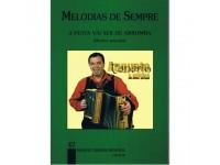 Livro de canções Manuel Pereira Resende Melodias de Sempre A festa Vai Ser De Arromba 47