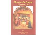 Método para aprendizagem Manuel Pereira Resende Melodias de Sempre - Canções de Natal