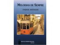 Livro de canções Manuel Pereira Resende Melodias de Sempre Fados Antigos 51