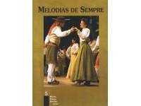 Livro de canções Manuel Pereira Resende Melodias de Sempre N5