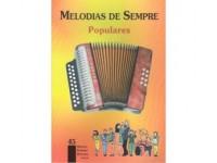 Livro de canções Manuel Pereira Resende Melodias de Sempre 45 - Populares