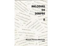 Manuel Pereira Resende Melodias Sempre nº 8