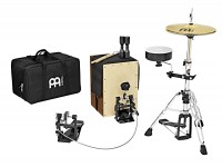 Kit de Instrumentos de Percussão Meinl CAJ-DRUMSET SET BATERÍA/CAJON