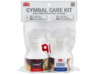 Kit de Cuidados para Pratos  Meinl MCCK-MCCL CYMBAL CARE KIT