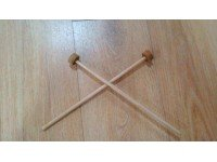 Baquetas para percussão Missom Stealdrems  Missom Stealdrems Percussion Sticks  - Stealdrems
