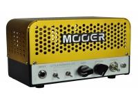 Cabeças de guitarra a válvulas Mooer Little Monster BM  Mooer Little Monster BM  Potencia de salida: 5 vatios  Válvula de preamplificador: ECC83 (12AX7) x 1 y ECC81 (12AT7) x 1  Válvula de potencia: 6V6GT x 1  Construido completamente de metal.  Componentes de alta calidad  Miniconmutadores de ganancia, volumen, finos / suaves y normales / brillantes  Interruptor de encendido / apagado