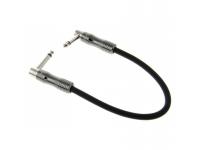 Mooer PC-8 Patch Cable   MooerCabo Patch PC8  Para conectar dispositivos de efeito  Comprimento: aproximadamente 20 cm