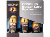 Kit de Limpeza para Guitarra Musicnomad Premium Guitar Care System