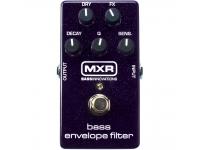 MXR M82   Pedal de Baixo MXR M82 Bass Envelope Filter  Sons envelope filter clássicos  Controlos Dry e Effect separados  Timbre orgânico analógico