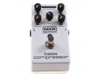 MXR M87 Bass Compressor   Pedal de Baixo MXR M87 Bass Compressor  Tecnologia Constant Headroom para uma performance transparente e limpa  Verdadeiro bypass  Soa de forma excelente numa guitarra