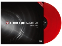 Native Instruments Traktor Scratch Vinyl Red Mk2