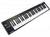Teclados MIDI Controladores Nektar Impact GX 61  61 teclas sensibles a la velocidad de tamaño completo  4 curvas de velocidad + 3 fijas  Botones de octava arriba / abajo con indicadores LED