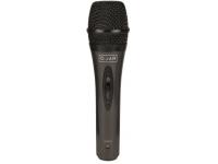 OQAN QMD01 BASIQ  Oqan QMD01 Basiq es un micrófono unidireccional con cable de 3 my funda de transporte.