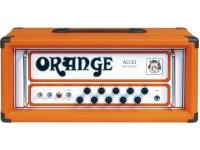 Orange AD 30 HTC Head  Orange AD 30 HTC Head  Potencia: 30 vatios  Tecnología de amplificador de clase A  2 canales  Control de volumen, graves, agudos, medios y ganancia de canal  4 tubos amplificadores de potencia EL 84  4 tubos de preamplificador ECC83  Tamaño: 55 x 24 x 24 cm.  Peso: 18 kg.