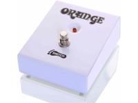 Orange FS-1  Naranja FS1 pedal pedal amplificador de guitarra blanco  Para usar con las series de amplificadores AD30, Rocker 30, Rockerverb 50 y 100, Thunderverb 50 y 200 y TH  Se puede usar con la serie Crush PiX, pero la luz indicadora LED no funcionará  Se puede usar un segundo pedal de activación / desactivación de reverberación en el Rockerverb 50/100, para usar con cada cable de guitarra  Cable opcional