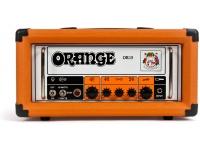 Orange OR15H  Naranja OR15H  Orange OR15H Cabezal de guitarra eléctrica. Electrónica: Preamplificador: 3x Ecc83 / 12ax7; Poweramp: 2x EL84; Bucle FX: 1x Ecc81 / 12at7. Controladores: Volumen; Ecualizador (agudos, medios, graves); Ganancia; Conmutador 15W / 7W. Potencia máxima: 15W. Poder: 15W; 7W