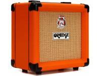 Orange PPC 108  Coluna de Guitarra Orange PPC108 Micro Terror Laranja