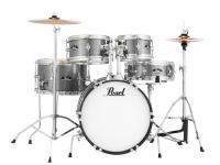 Conjunto completo de bateria junior Pearl Roadshow Jr. Grindstone Spark