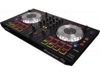 Controladores DJ Pioneer DDJ-SB2  Controlador 2 canais e suporte para Serato DJ. Controlos intuitivos para desempenho físico, pads de alto desempenho. Efeitos Filter Fade e Trans. Função Plug&Play com Serato DJ Intro.