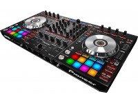 Controladores DJ Pioneer DDJ-SX2Controlador de 4 canais Serato DJ com pads de alto desempenho, com botões dedicados para Serato Flip.