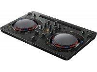 Controladores DJ Pioneer DDJ-WeGO4-K   Controlador com rekordbox dj incluído.