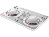 Controladores DJ Pioneer DDJ-WeGO4-W  Controlador com rekordbox dj incluído.Cor Branca