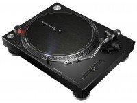 Pioneer DJ PLX-500-K  Tocadiscos profesional  Tracción directa / variación de paso  Par: 1.6 kg  Incluye conexión USB que permite la conversión a MP3  Incluye gorro acrílico y aguja