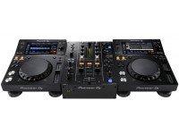 Pioneer Pack XDJ 700 + DJM 450  Pioneer - PACK XDJ 700 / DJM 450    .Kit PRO Pioneer  .1x DJM 450  .2x XDJ 700