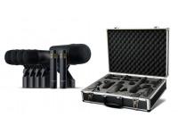 Microfones para Bateria Presonus DM-7