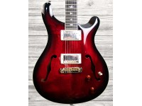 PRS SE Hollowbody Standard in Fire Red